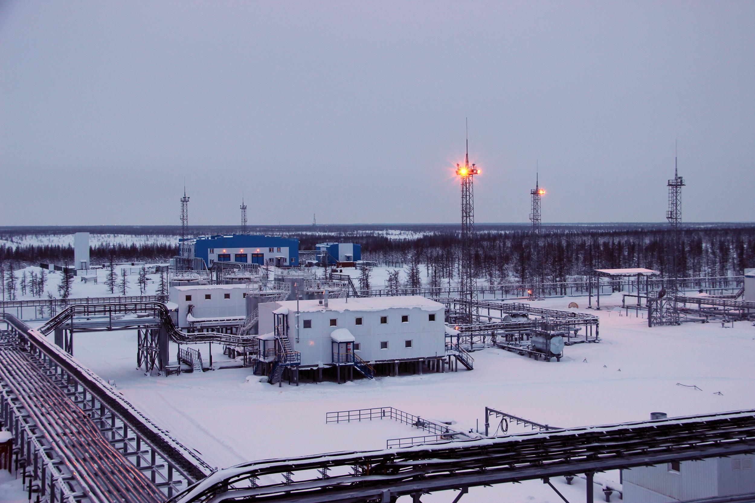Urengoyskoye field