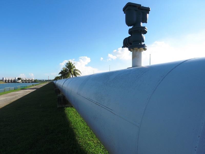 Hydro pipeline