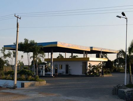 BPCL_petrol_filling_station