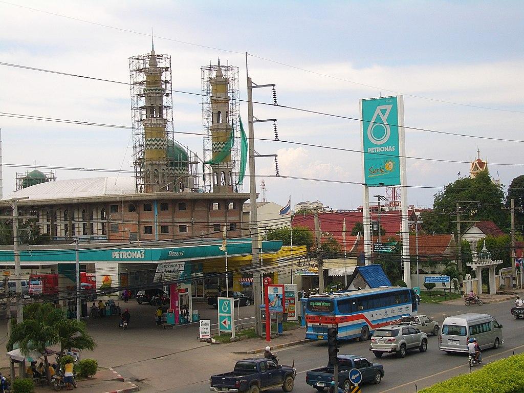 Petronas station
