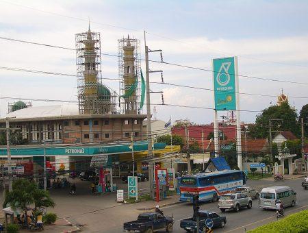 Petronas-station