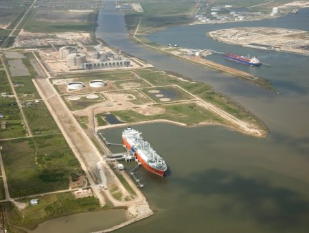 Freeport LNG train 3