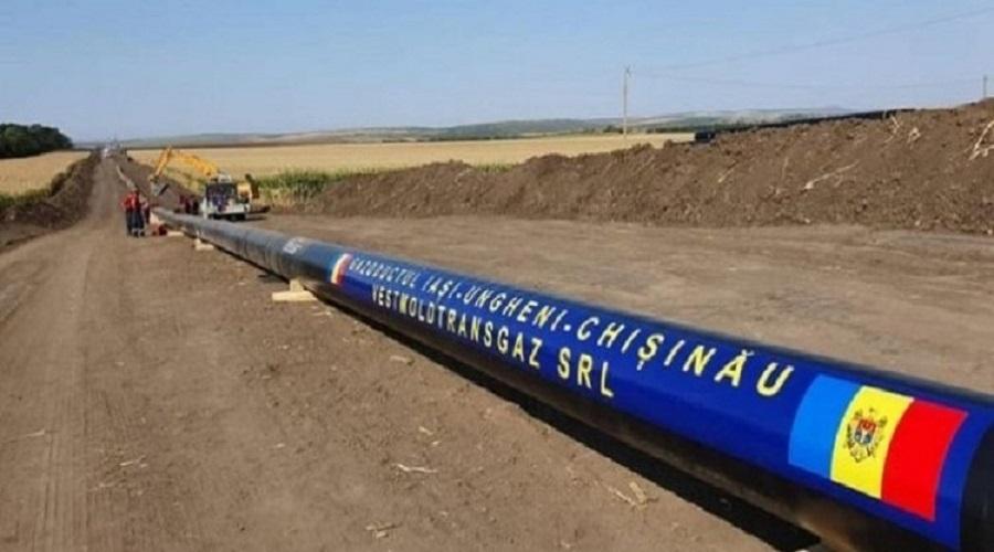 Moldova gas pipeline