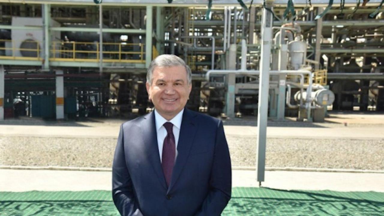 Fergana Refinery Modernisation