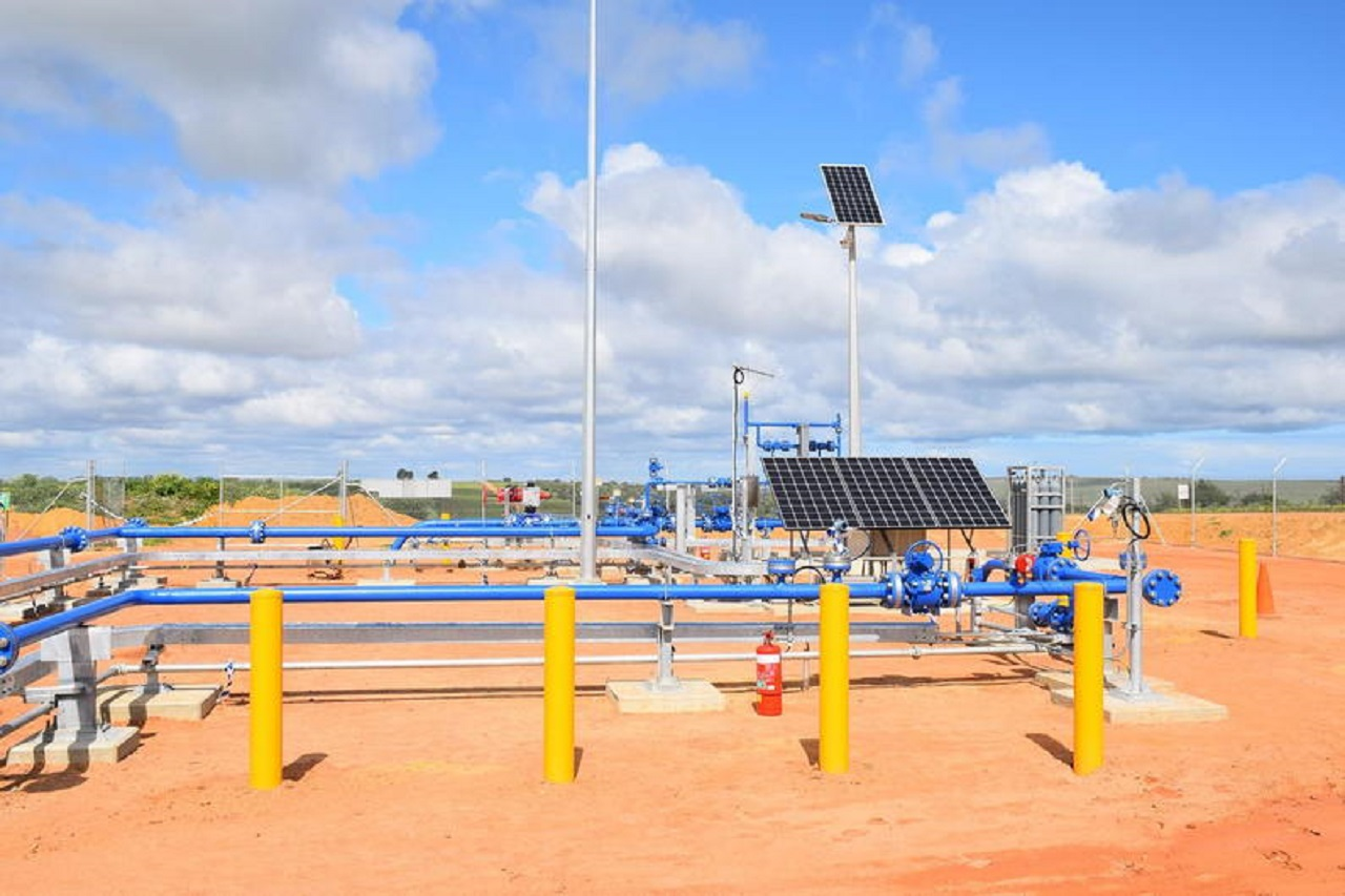 Waitsia gas expansion