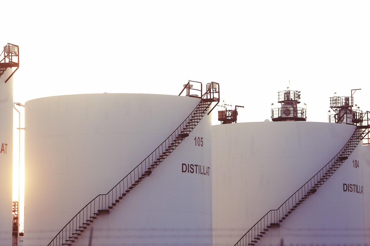 NuStar energy terminals