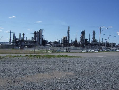 Irving Oil Saint John refinery