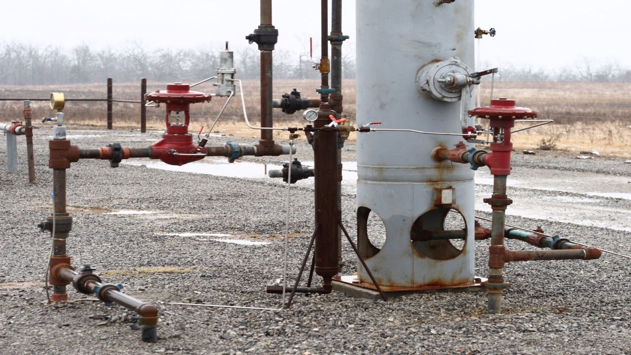 The Double E project will involve the construction of the Poker Lake Meter Station in Eddy County. Credit: Sage Ross.