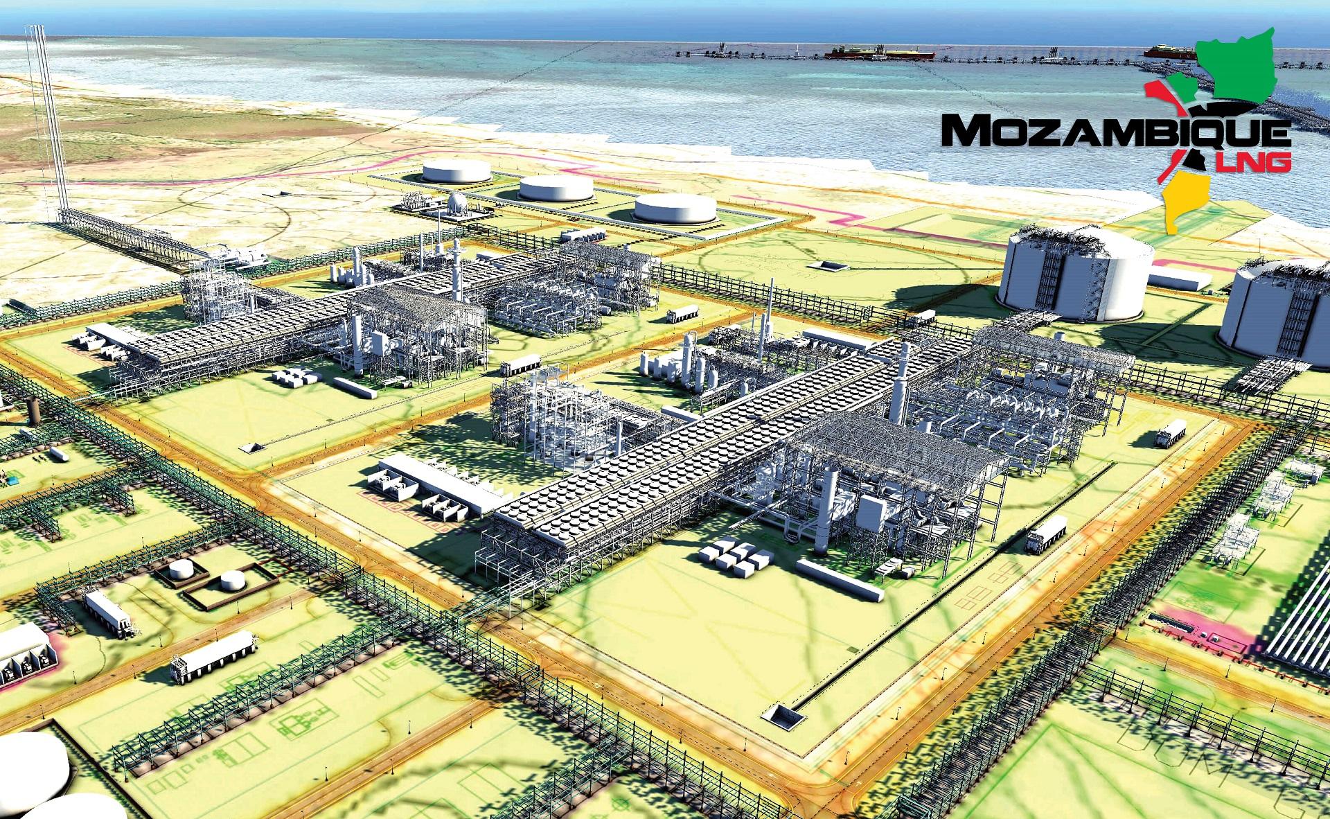 Mozambique LNG CCS JV ABB