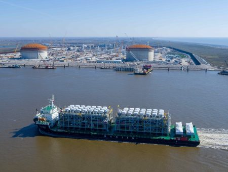 Venture Global Calcasieu Pass LNG