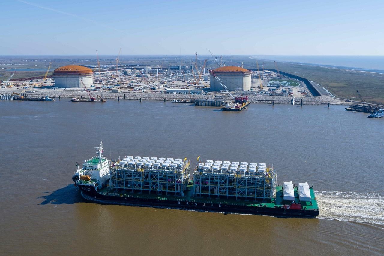 Venture Global Calcasieu Pass LNG
