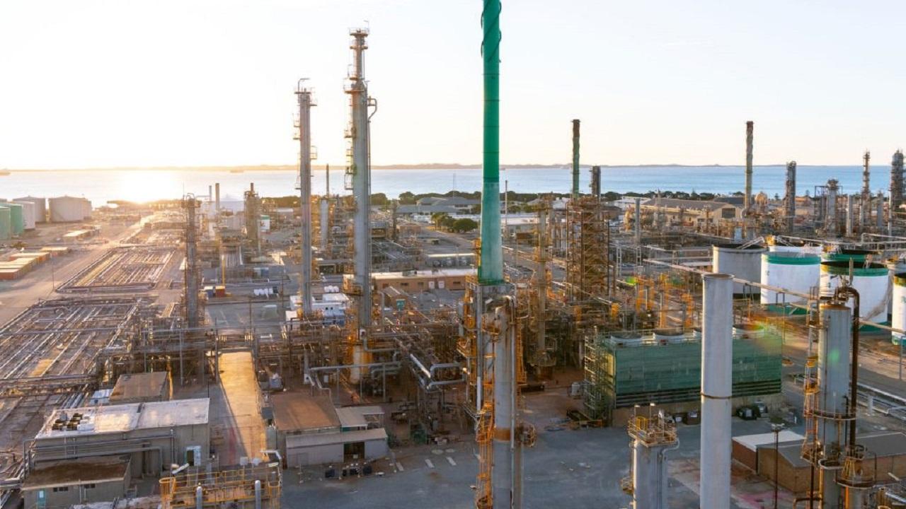 BP Kwinana Refinery