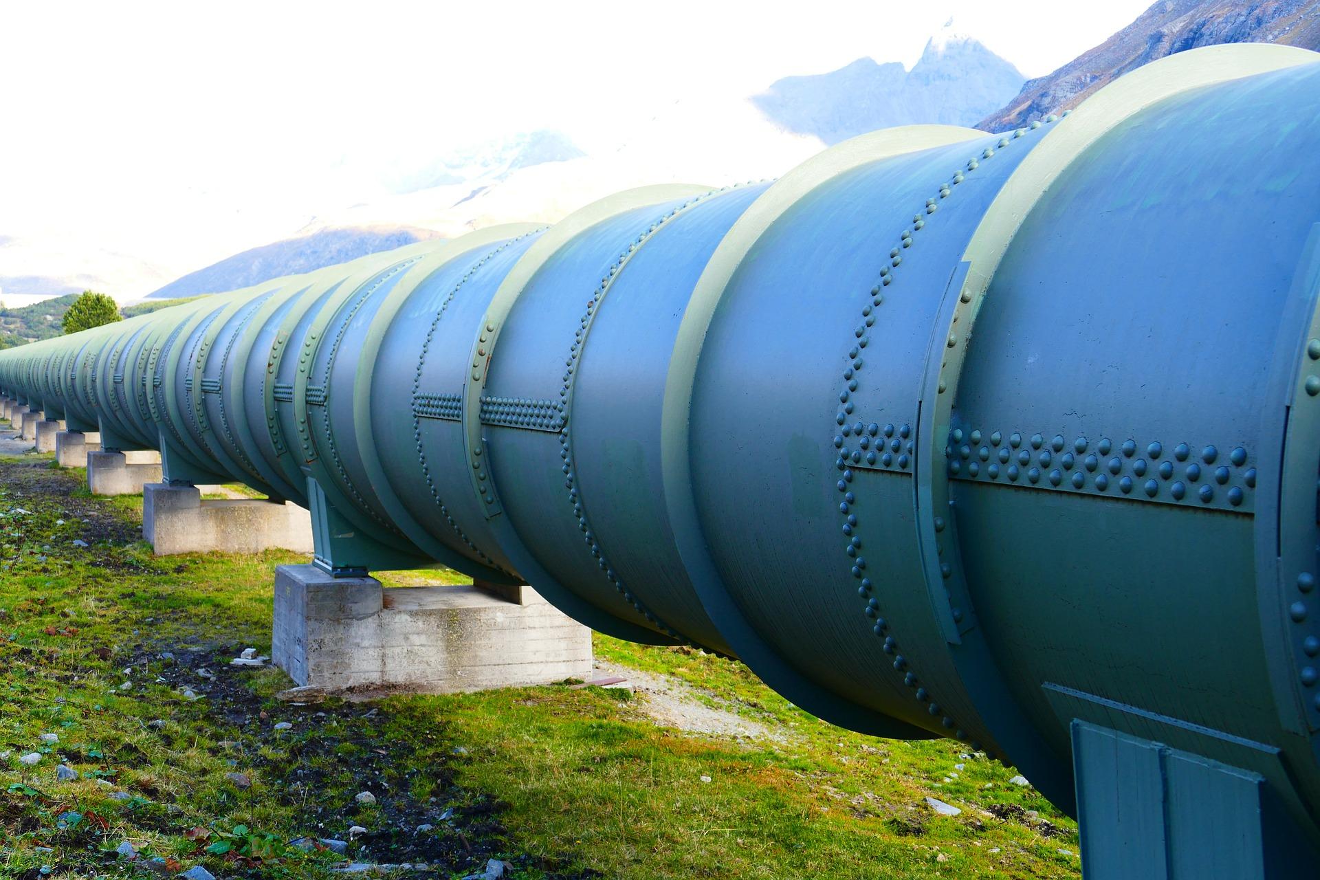 Line 5 pipeline Enbridge