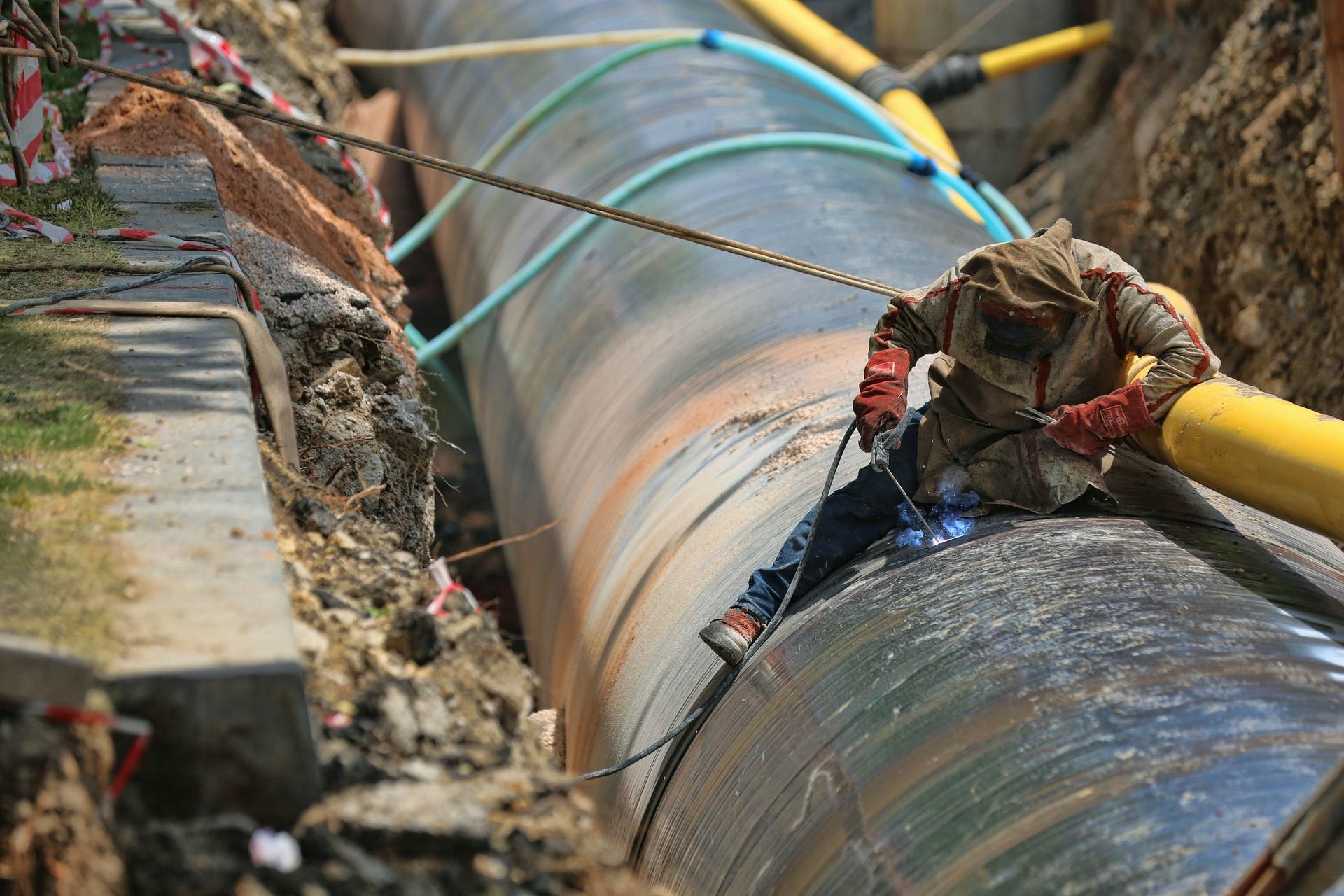 Penspen Feruka-Harare pipeline