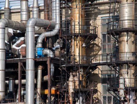 Pemex Lazaro Cardenas refinery