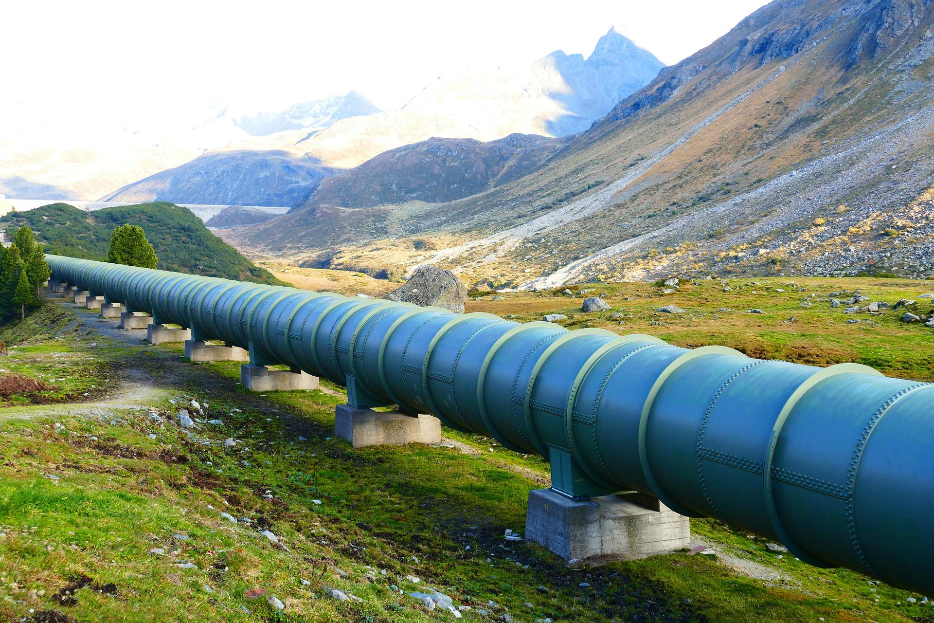 PipeChina pipeline China