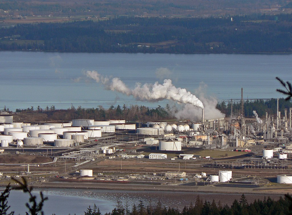 Shell Puget Sound Refinery