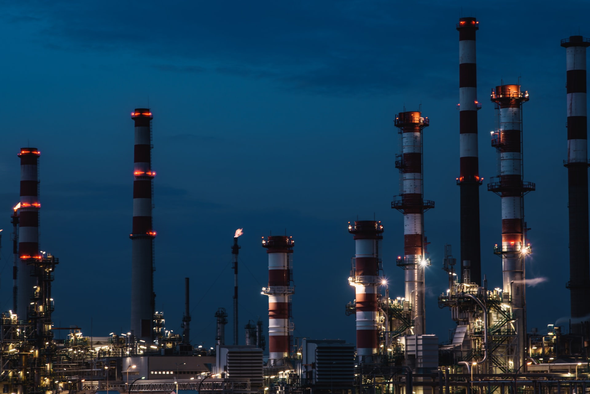 Shell refinery Vertex Energy