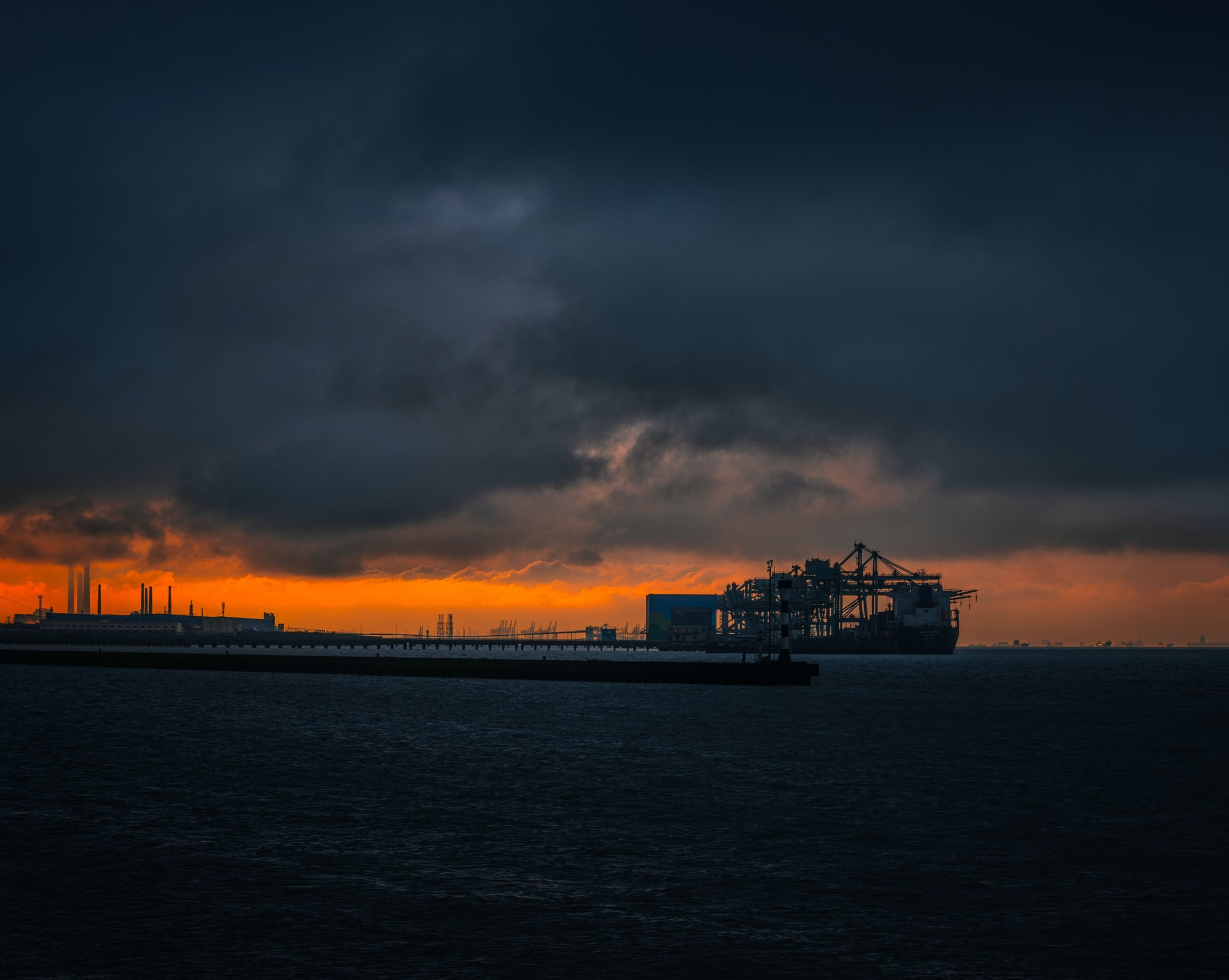 European Commission LNG terminal