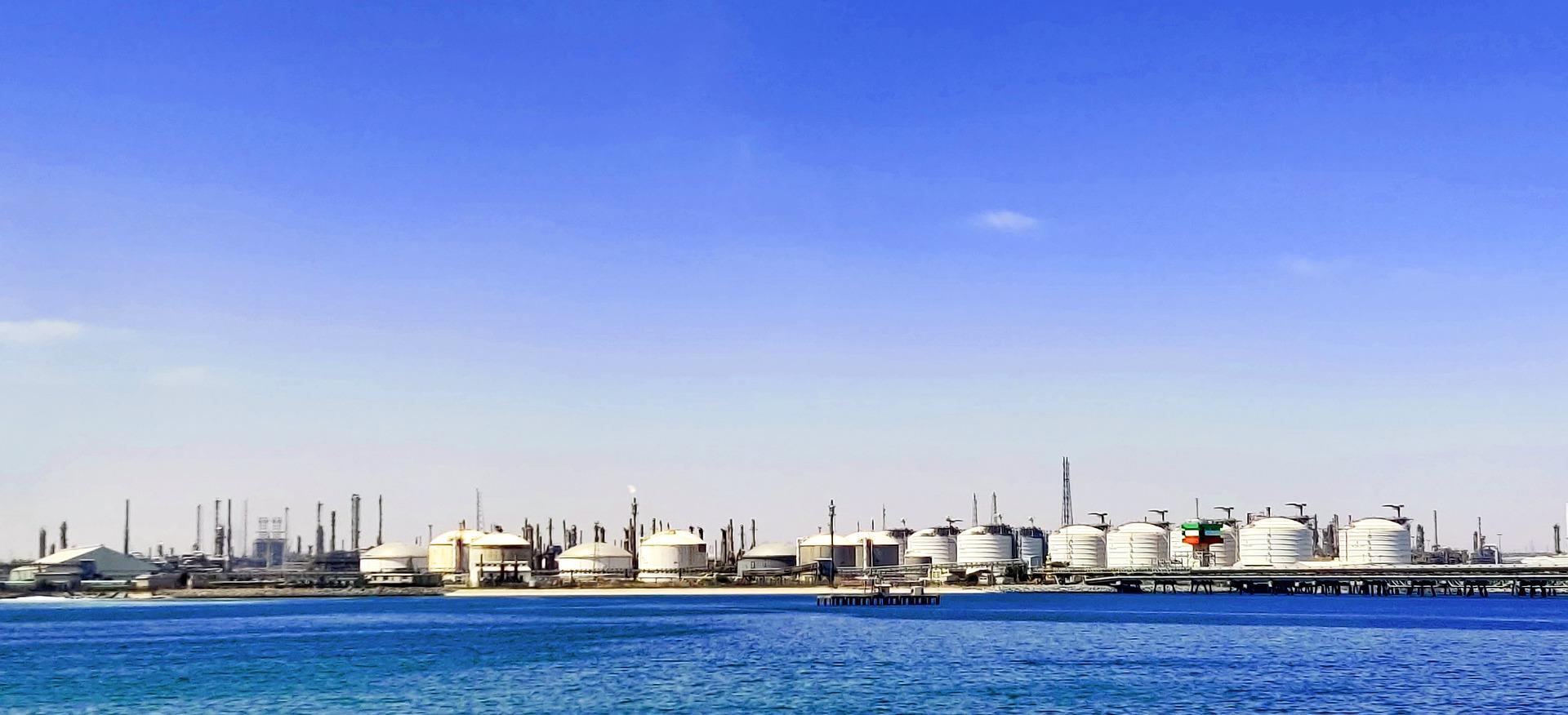 Shell PCK refinery