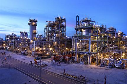 ExxonMobil Singapore refinery