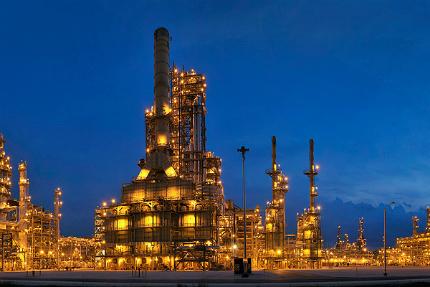 Garyville refinery