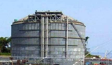 Barzan Gas Project, Ras Laffan Industrial City, Qatar