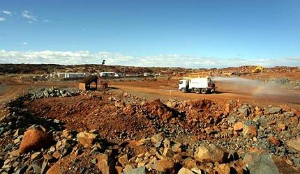 Burrup Park LNG project