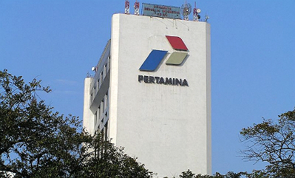 Pertamina produces about 73% of the Indonesia's fuel