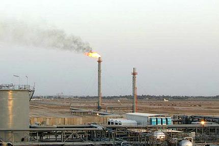 Garraf Oil Field, Thi Qar Province