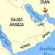 Strait of Hormuz and surrounding areas