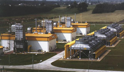 Wloclawek Gas Compressor Station