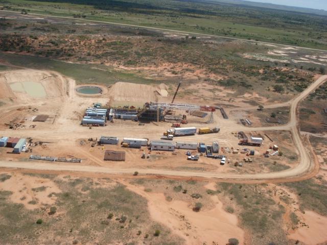 South Australian Cooper basin