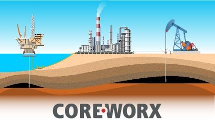 coreworx hydrocarbons
