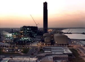 Ghazlan power plant