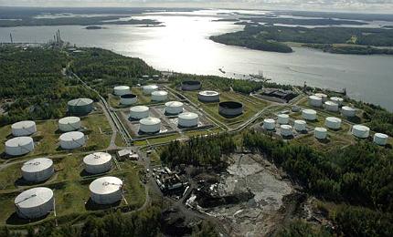 Finnish refinery