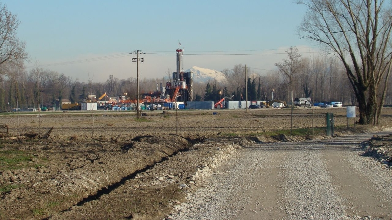 bezzecca gas field