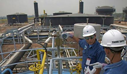 Durl oil field