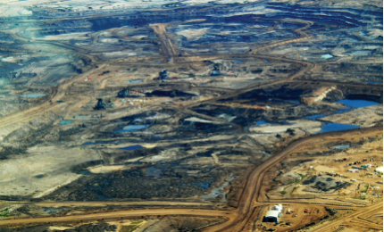 Kitimat Clean oil refinery is proposed to process 550,000 barrels per day of diluted bitumen from Alberta.