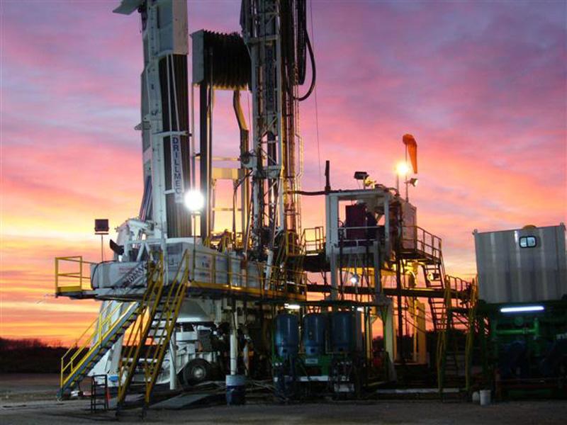 Lagia Oil Field