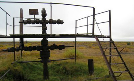 Certain existing wellheads at Korovinskoye field were restored in 2012.