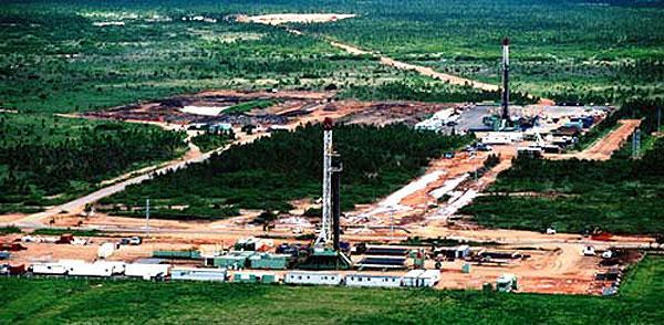 puerto la cruz refinery
