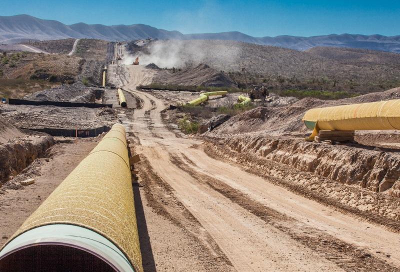 Roadrunner Gas Transmission Pipeline Expansion, West Texas