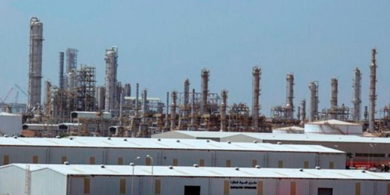 Sohar refinery