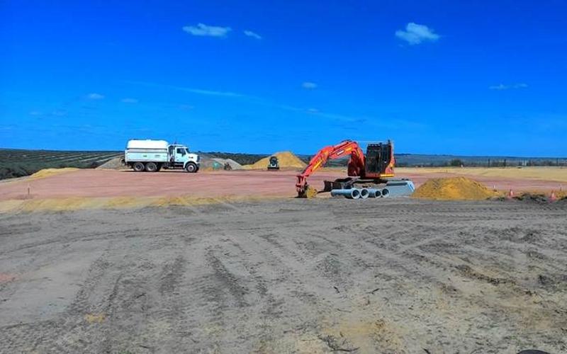 Waitsia gas project