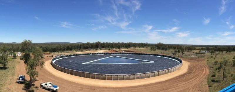 western surat gas project