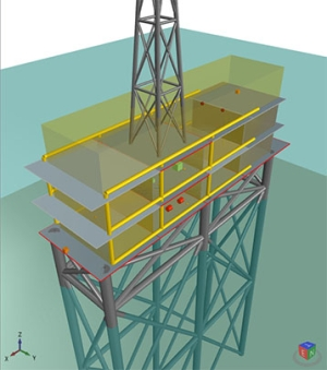 Live QRA view transforms offshore risk metrics