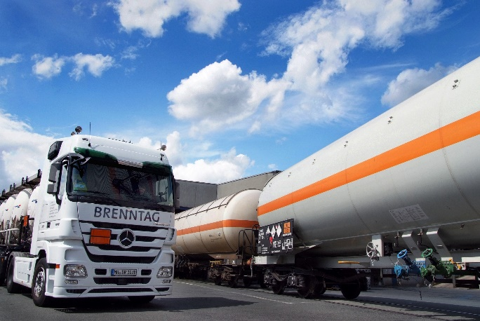 With Brenntag onboard, the #1 in chemicals distribution in Germany has now opted for the terminal management system OpenTAS.