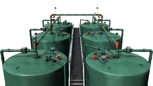 IPE in-tank potential equaliser