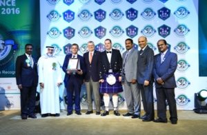 SAR awarded ASSE GCC HSE excellence award